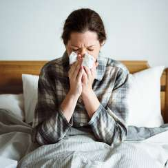 Gripe e Resfriado na gestação – o que fazer?
